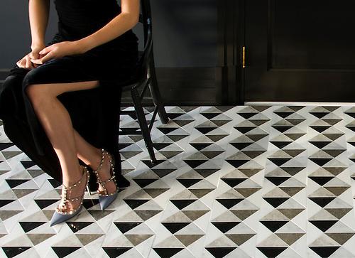 Arbus stone mosaic