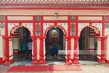 Dhaka, Hindu temple (Dmitry Chulov)