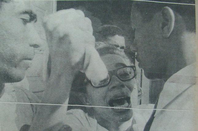Magaly Pineda, esposa de Fafa Taveras, llora la muerte de Amín