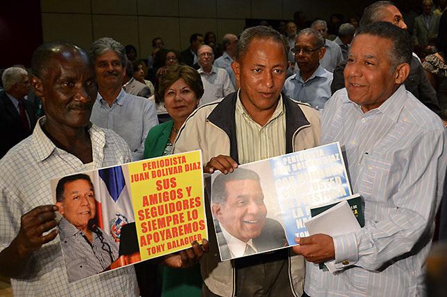 Juan Bolívar, símbolo del periodismo objetivo, ético y siempre disidente