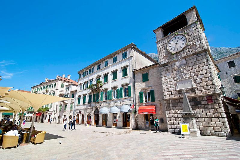 Unesco Weltkulturerbe Kontor, Montenegro, Balkan*Unesco world heritage sight, Kontor, Montenegro, Balkans (Michael Runkel)