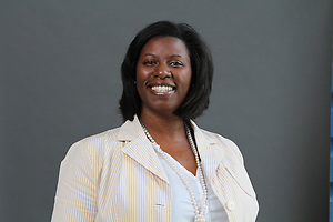 Alecia Bell, principal, Hartsfield Elementary School (Houston Independent School District)