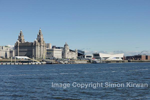 Liverpool Waterfront June 2012 - photo by Simon Kirwan