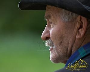 J.P. Robinson, a rancher from Freedom Idaho