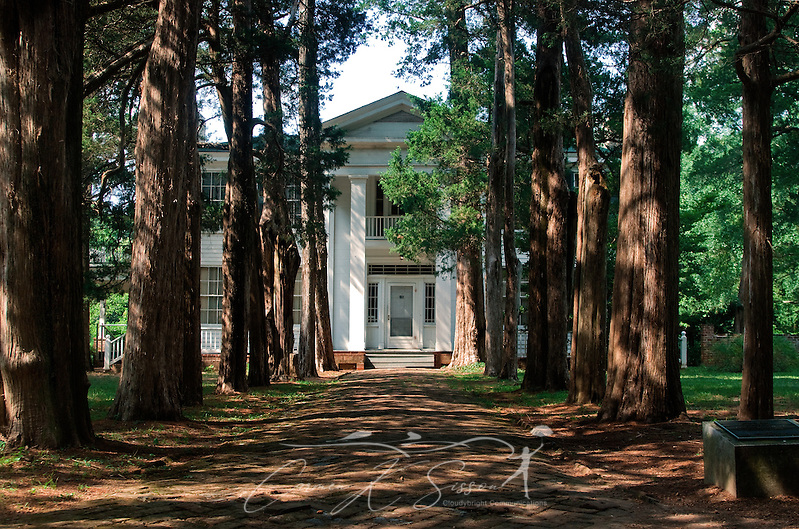 Southern writers homes: Rowan Oak