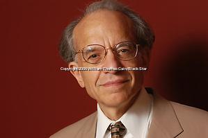 PHILADELPHIA - AUGUST 9: Professor Jeremy J. Siegel (Photo by William Thomas Cain/Black Star) (William Thomas Cain/Black Star)