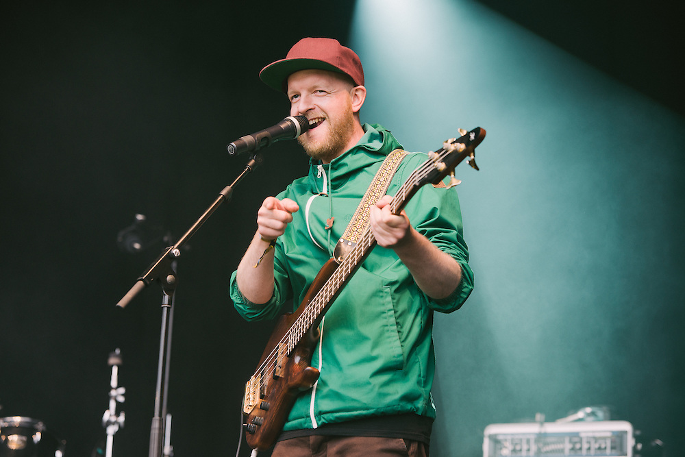 Photos of Mafama performing live at Secret Solstice Music Festival 2014 in Reykjavík, Iceland. June 20, 2014. Copyright © 2014 Matthew Eisman. All Rights Reserved (Matthew Eisman/Photo by Matthew Eisman)