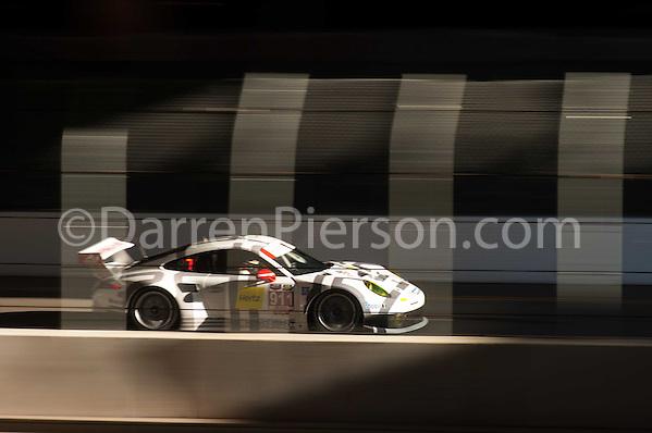 #911 Porsche North America Porsche 911 RSR: Nick Tandy, Richard Lietz (Darren Pierson)