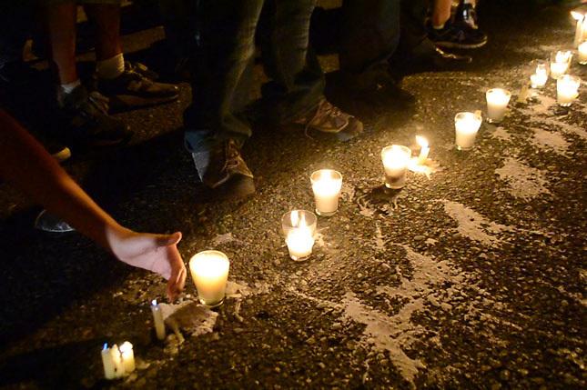 La Multitud reclama apresamiento de Fernández y cese de la impunidad