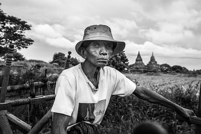 View of Temples, Bagan, Myanmar (Quinn Ryan Mattingly)