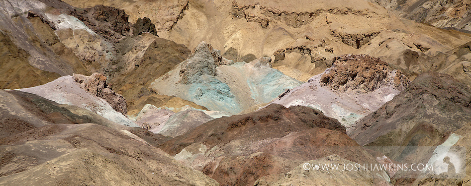 Death Valley National Park -  Artist's Palette (Josh Hawkins)