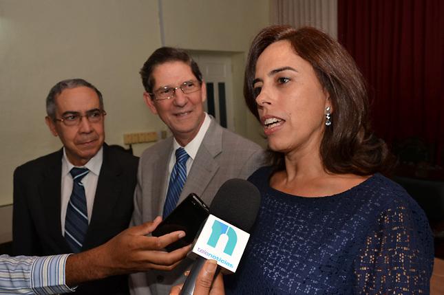 Roberto Guzmán, Fabio Guzmán Ariza y María José Rincón