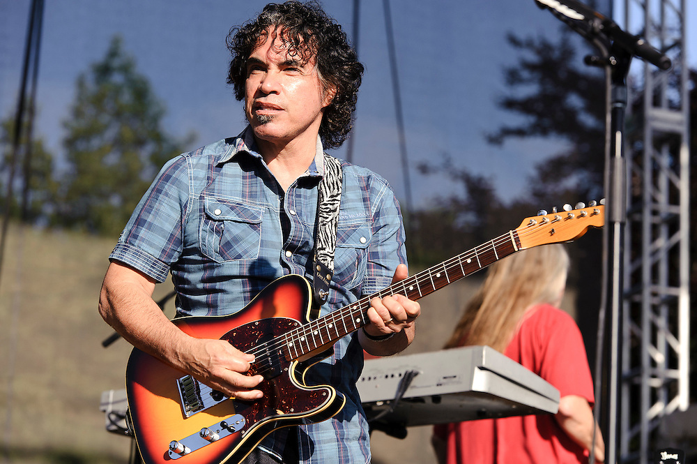 Photos of Darryl Hall and John Oates performing at The Great GoogaMooga festival at Prospect Park in Brooklyn, NY. May 20, 2012. Copyright © 2012 Matthew Eisman. All Rights Reserved. (Photo by Matthew Eisman/WireImage)