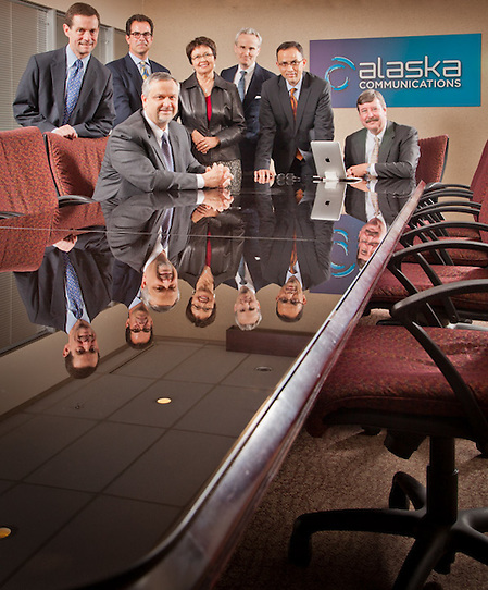 Alaska Communications, Anchorage (Clark James Mishler)