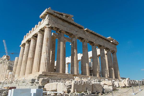 The Parthenon, Acropolis, Athens, Greece - Photo By Simon Kirwan