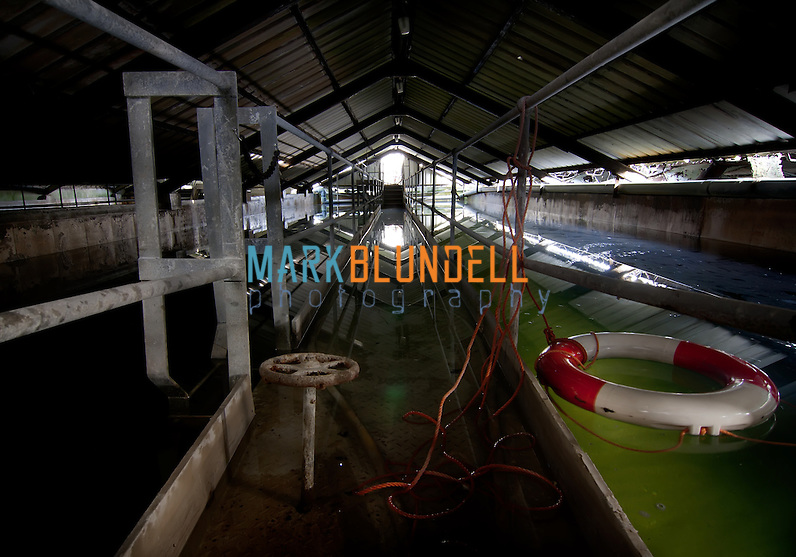Burngullow Clay Driers (Mark Blundell)