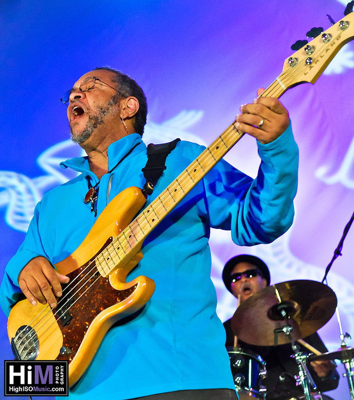 The Meters at the 2011 Voodoo Festival in New Orleans, LA. (Golden G. Richard III)