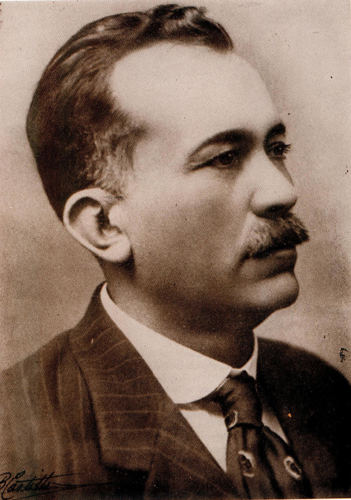 Bernardo Pichardo.