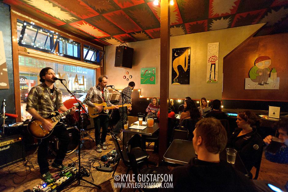 Arlington, VA - Galaxy Hut (Kyle Gustafson)