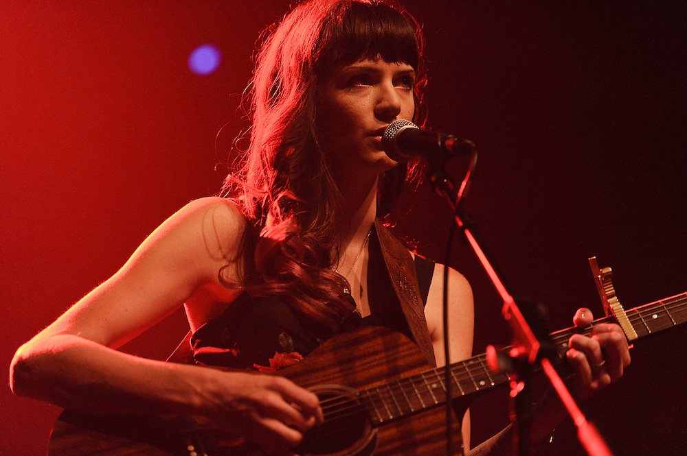 Photos of Nikki Lane performing at Terminal 5, NYC. May 7, 2012. Copyright © 2012 Matthew Eisman. All Rights Reserved. (Photo by Matthew Eisman/WireImage)
