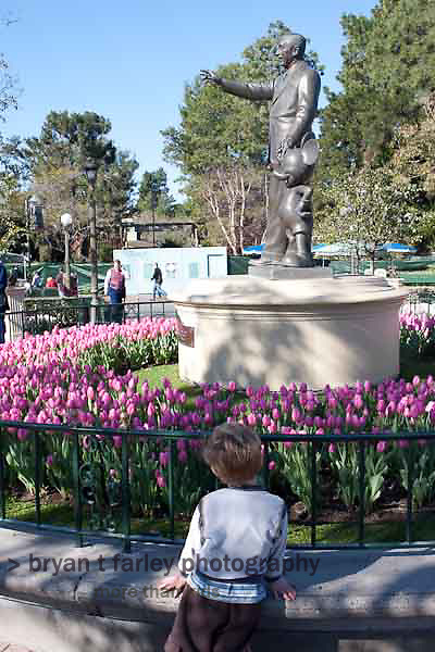 While many families attend Super Bowl parties, my family has enjoyed smaller crowds at Disneyland on Super Bowl Sunday. (bryan farley)