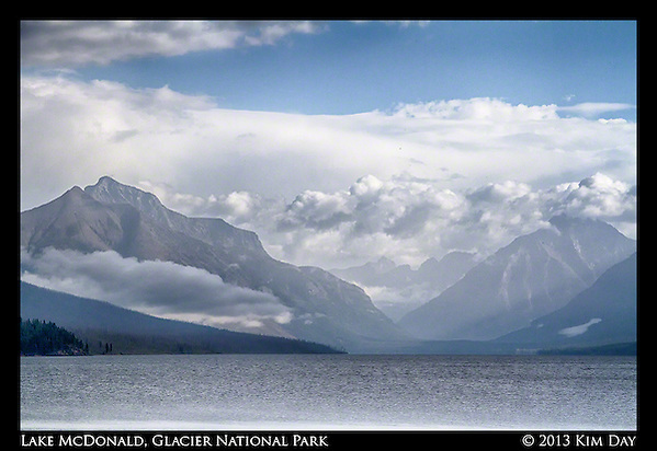 Lake McDonald Glacier National Park September 2013 (Kim Day)