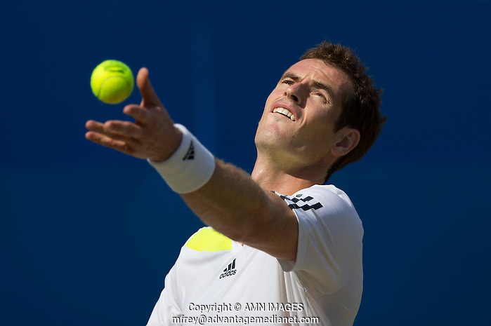 ANDY MURRAY (GBR) Aegon Championships 2014 - Queens Club -  London - UK -  ATP - ITF - 2014  - Great Britain -  12th June 2014.  © AMN IMAGES (FREY/FREY- AMN Images)