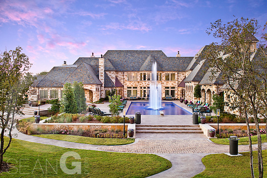 Pool by Stonecrest Pools at private residence in Texas (Sean Gallagher)