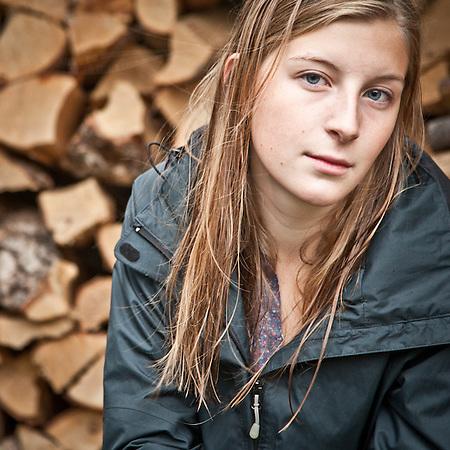Neighbor, Kaylin Zimmer, Anchorage (Clark James Mishler)