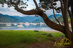 Heda Port Harbor,  Shizuoka Prefecture, Izu Peninsula, Japan (Daryl L. Hunter/© Daryl L. Hunter)