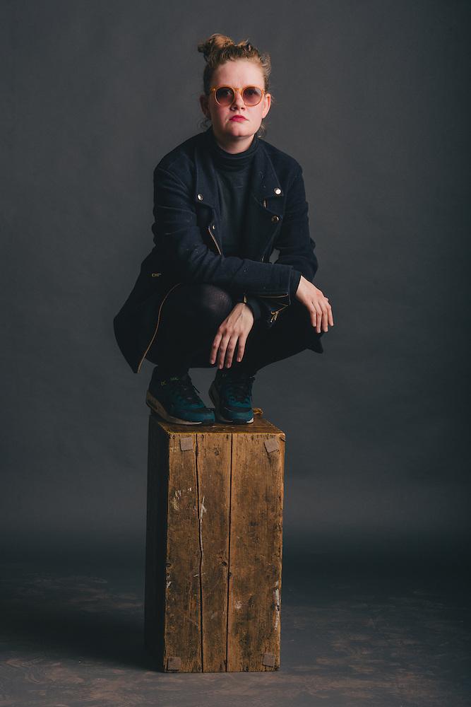 Portraits of Mr. Silla taken backstage at Atlantic Studios in Ásbrú for ATP Iceland 2014 in Keflavík, Iceland. July 12, 2014. Copyright © 2014 Matthew Eisman. All Rights Reserved (Matthew Eisman/Photo by Matthew Eisman)