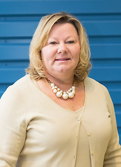 Connie Berger, Principal at Reagan High School (Houston Independent School District)