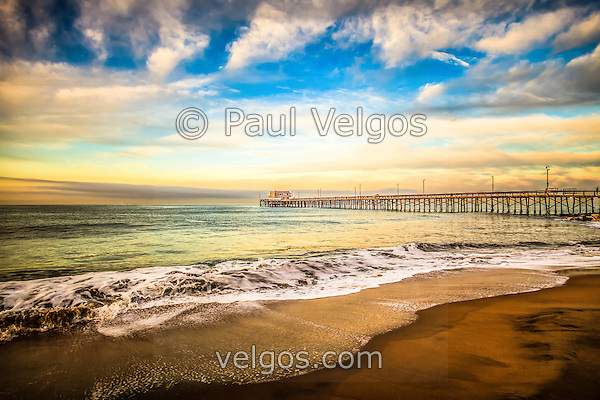 MG 5380 Newport Pier Photo New Newport Beach California Photos