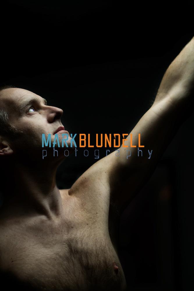 Self Portrait of Mark Blundell (Mark Blundell)