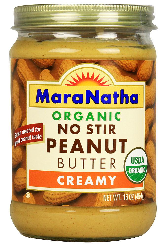 Dice Pro Consumidor mantequilla Maranatha es perjudicial para la salud
