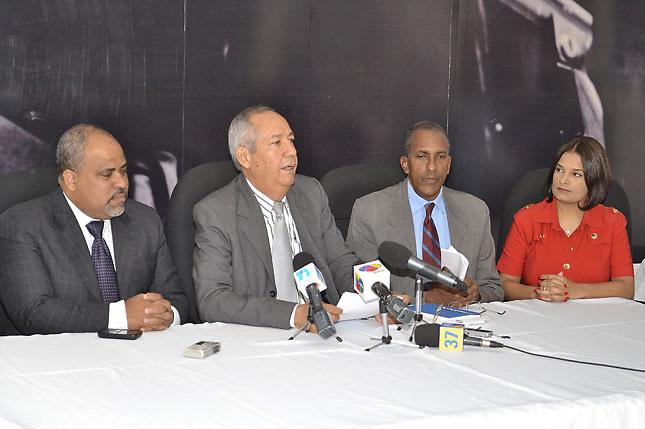 PRD dice 8 años de Leonel dejan corrupción, miseria y pesada deuda externa