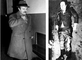 Roberto Calvi, asesinado