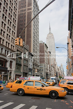 5th avenue in New York City October 2008 (Christopher Holt LTD - London UK/Image by Christopher Holt - www.christopherholt.com)