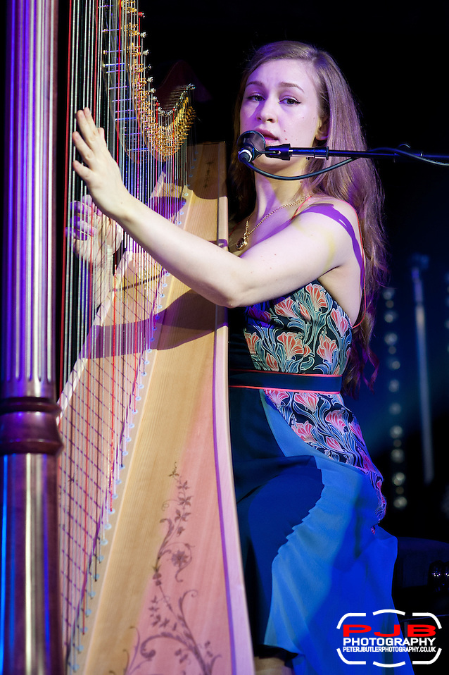 Joanna Newsom Performing @ ATP - 2012 - Curated by Jeff Mangum (Peter J Butler)