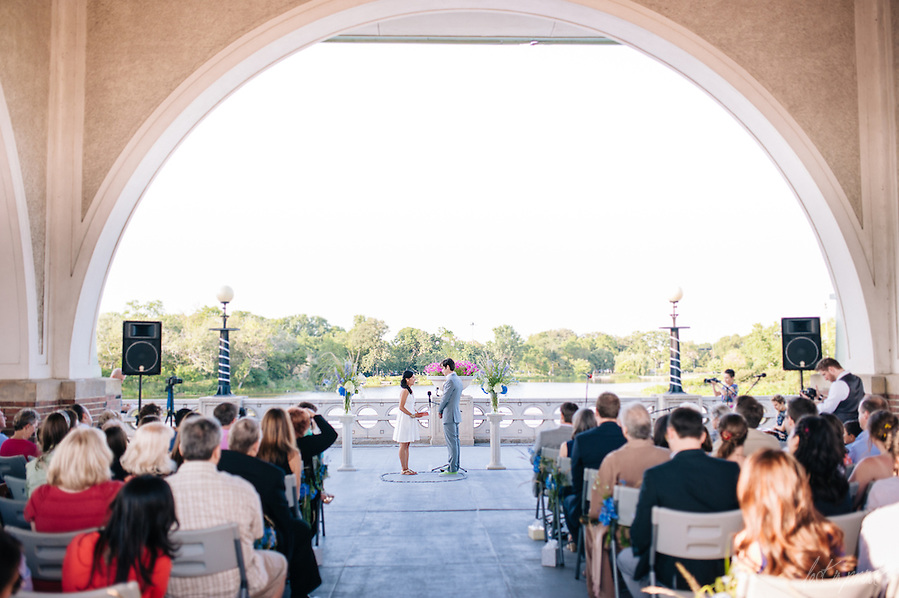Kristin and Paul Eggers, Married August 16, 2013 in Chicago, IL (Brendan Shanley)