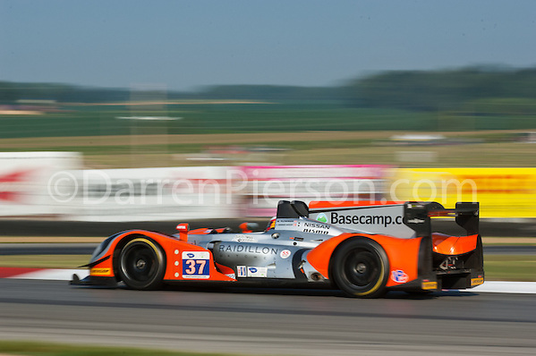 #37 Conquest Endurance Morgan: Martin Plowman, David Heinemeier Hansson (Darren Pierson)