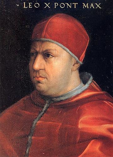 Cardenal Giovanni de Médici