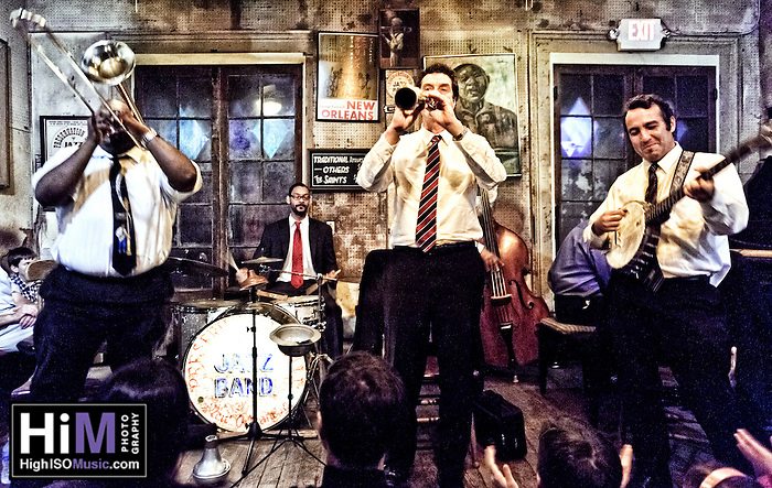 Candid shots at Preservation Hall. (Golden G. Richard III)