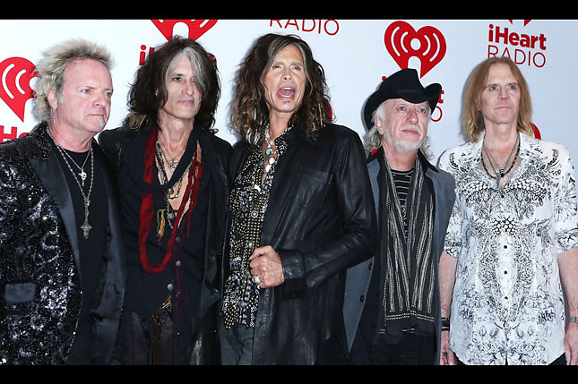 Aerosmith se presentar&aacute; por primer vez en Guatemala en octubre pr&oacute;ximo