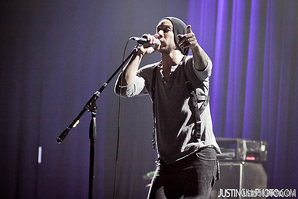 She Wants Revenge live concert @ Club Nokia Los Angeles (Justin Gill)