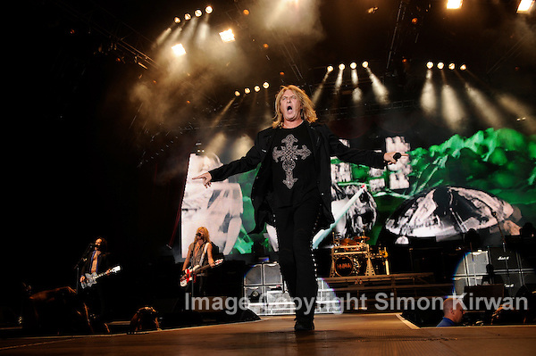 Def Leppard - Live Music Photography by Simon Kirwan