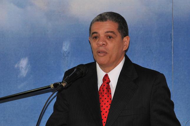 Carlos Amarante Baret, dirigente del PLD y danilista
