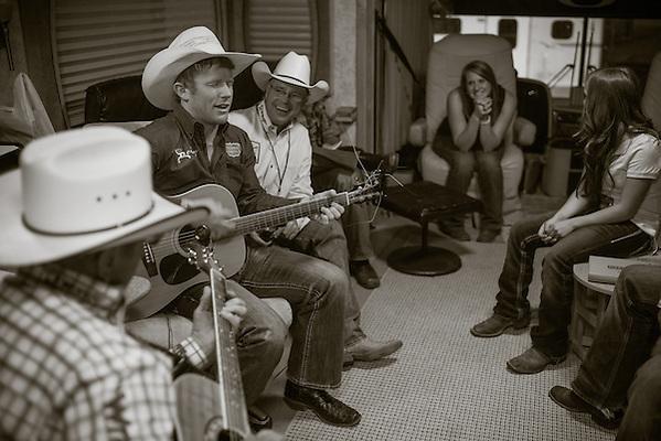 Greeley Stampede, Greeley, CO. June 30, 2014. Photograph © 2014 Darren Carroll (Darren Carroll)