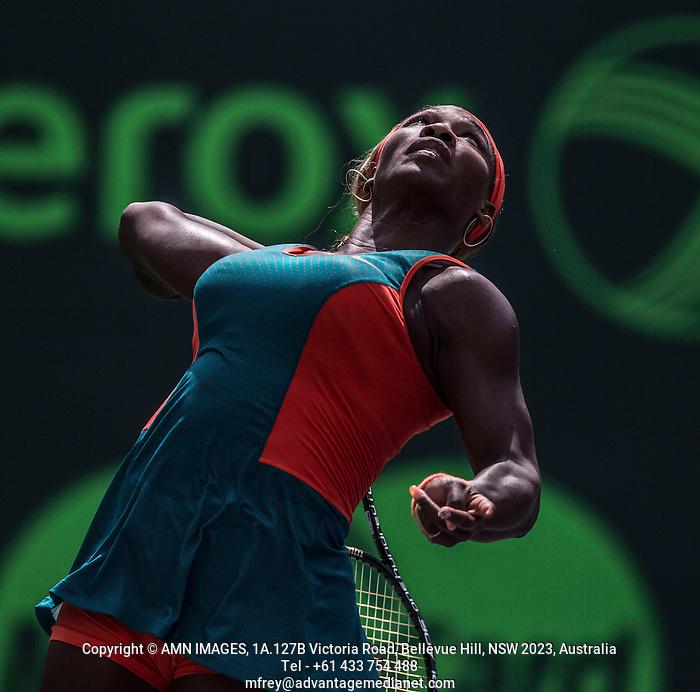 SERENA WILLIAMS (USA) Tennis - Sony Open -  Crandon Park - Miami - Florida - USA - ATP-WTA - 2014  - USA  -  27 March 2014.  © AMN IMAGES (FREY/FREY- AMN Images)