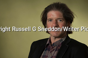 Charlie Adlard at Edinburgh International Book Festival 2014  17th August 2014 Picture by Russell G Sneddon/Writer Pictures WORLD RIGHTS (Russell G Sneddon/Writer Picture)